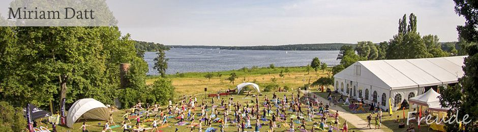 Miriam Kretzschmar – Yogakurse & Massagen, Yogareisen, Yoga-Ausbildungen, Yogafestival
